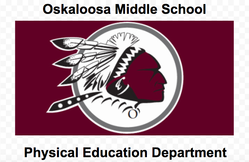 Oskaloosa Middle School Physical Education
